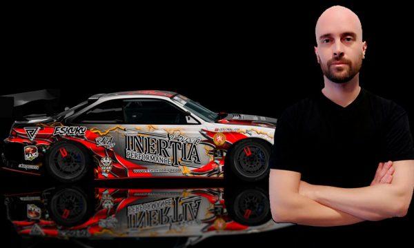 Damian-Martinez-driver
